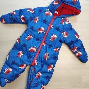 Next Winter Suit 3-6months - As New